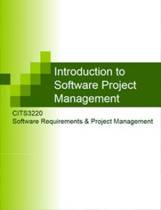 Introduction-to-Software-Project-Management
